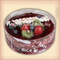 Merry Berry Cake