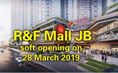 R&F Mall  Johor Bahru