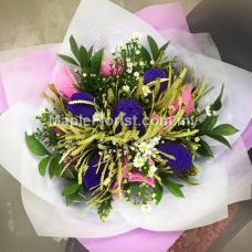 Bangsia flowers Bouquet