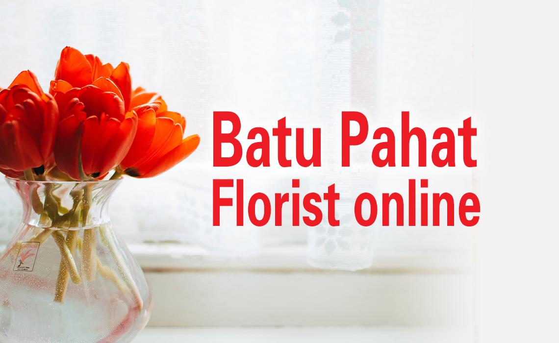 Flowers delivery to Batu Pahat