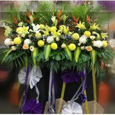 马西壹法长生纪念馆鲜花递送