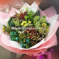 Hunter mix flowers Bouquet