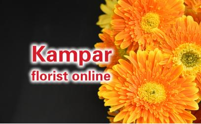 Flowers delivery to Kampar