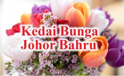 Kedai bunga Johor Bahru