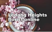 Ledang Heights flower delivery