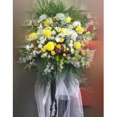Malaysia Condolences Flowers
