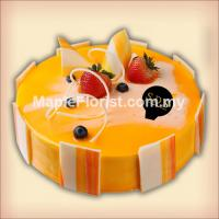 Summer Mango cake