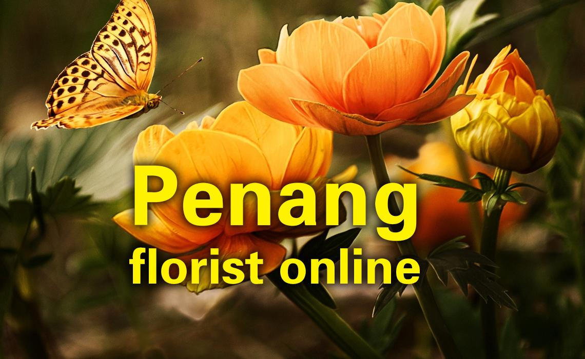 Florist in Penang