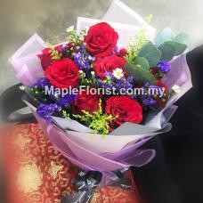 情人节浪漫玫瑰