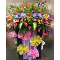 Opening Flowers 13 (Johor Bahru florist)