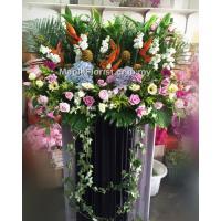 Sympathy flowers 17 (Johor Bahru florist)
