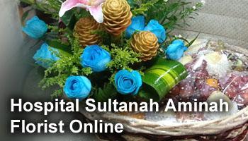 hospital sultanah aminah florist online